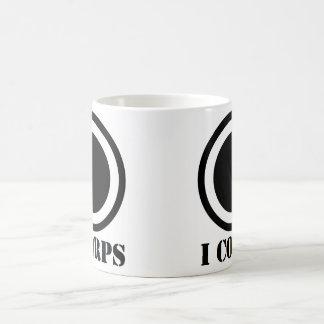 I CORPS mug