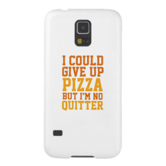 I Could Give Up Pizza Galaxy S5 Cover