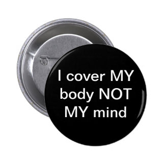 I Cover Button