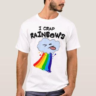I Crap Rainbows Tee