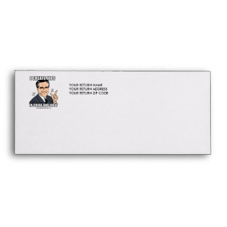 I CREATE JOBS IN CHINA AND INDIA ENVELOPE
