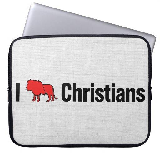 I cristianos del león manga computadora