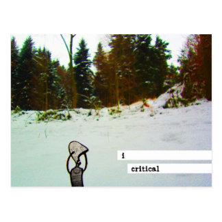 i critical postcard