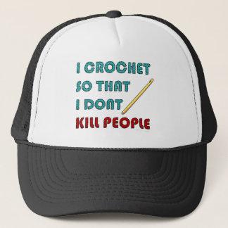 I Crochet, Trucker Hat