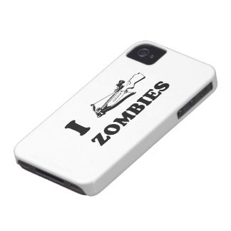 I Crossbow Zombies iPhone 4 Case