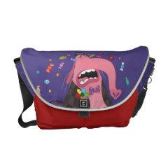 I Cry Candy Messenger Bag