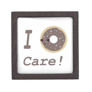 ¡I cuidado del buñuelo! Chocolate Caja De Regalo De Calidad