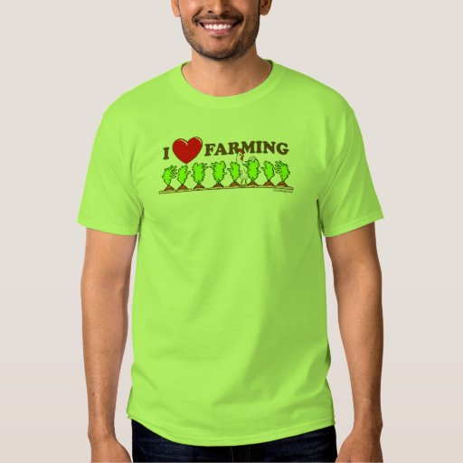 I cultivo del corazón camisas