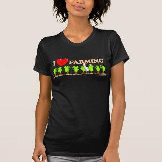 I cultivo del corazón camiseta