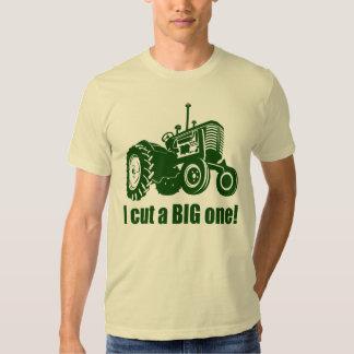 I Cut A Big One T Shirt