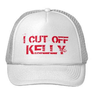 I CUT OFF KELLY SLATER TRUCKER HAT