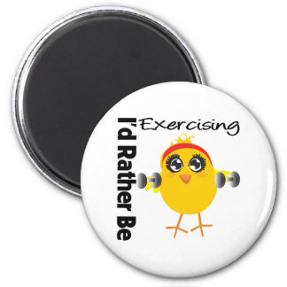I d Rather Be Exercising Magnets