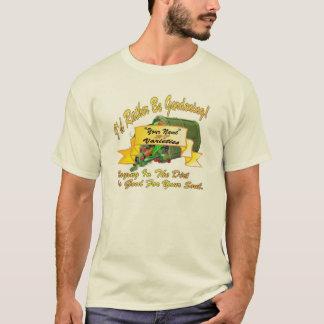 I'd Rather Be Gardening! T-Shirt