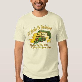 I'd Rather Be Gardening! Tee Shirt