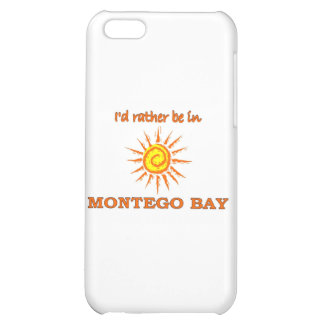 I d Rather Be in Montego Bay Cover For iPhone 5C