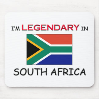 I d Rather Be In SOUTH AFRICA Mouse Mats
