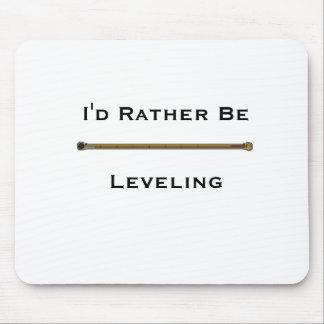 I d Rather Be Leveling - EQ2 Mousepad
