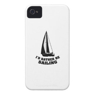 I d Rather Be Sailing Case-Mate iPhone 4 Case