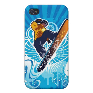I d Rather Be Snowboarding iPhone 4 Speck Case iPhone 4 Covers