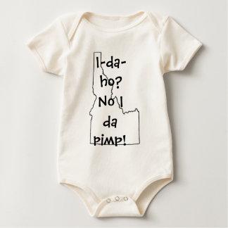 i da pimp baby bodysuit