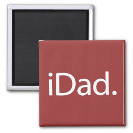 i Dad (iDad) Magnet