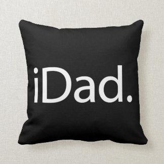 i Dad (iDad) Throw Pillow
