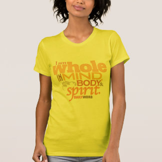 "<i>Daily Word®</i> ""Wholeness"" T-shirts"