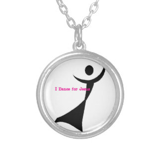 I dance for Jesus necklace