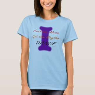 I Dance (Purple) T-Shirt