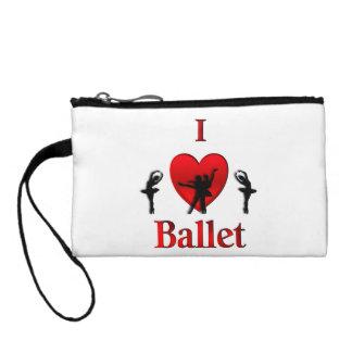 I danza del ballet del corazón