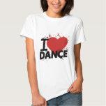 I danza del corazón playera