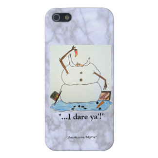 I Dare Ya' iPhone SE/5/5s Cover