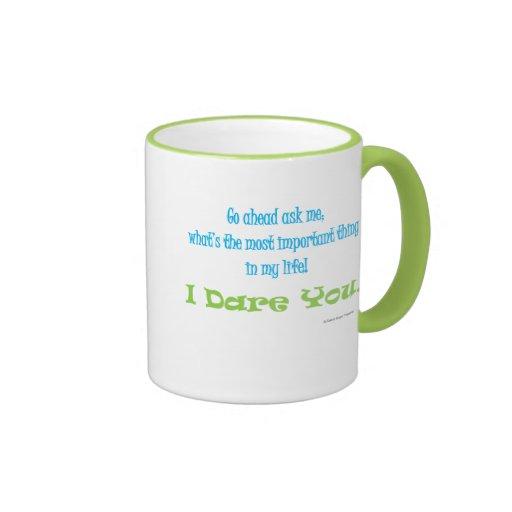 I dare you coffee mugs