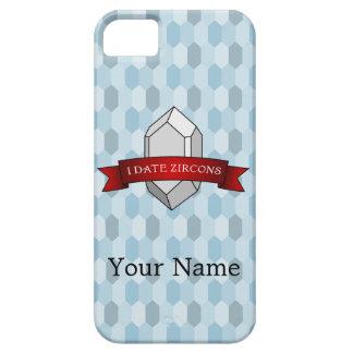 I Date Zircons Banner iPhone SE/5/5s Case