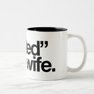 """I """"dated"""" this mug"""
