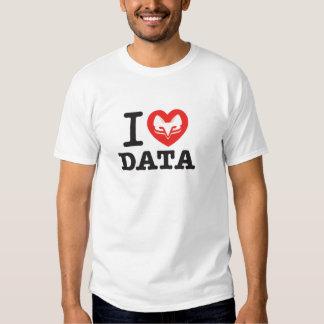 I datos de ClickFox Poleras