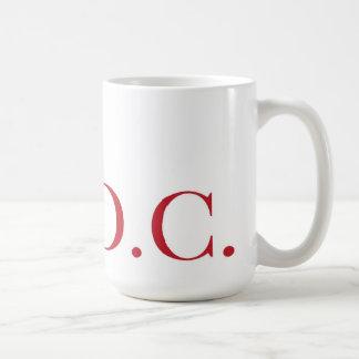 I ? DC Mug