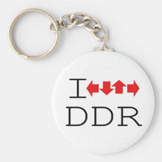 I DDR KEYCHAIN