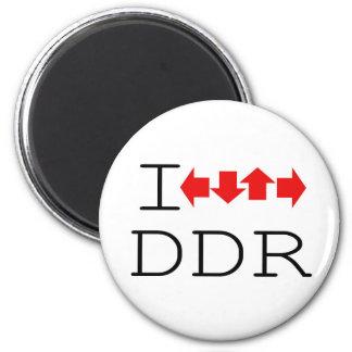 I DDR MAGNET