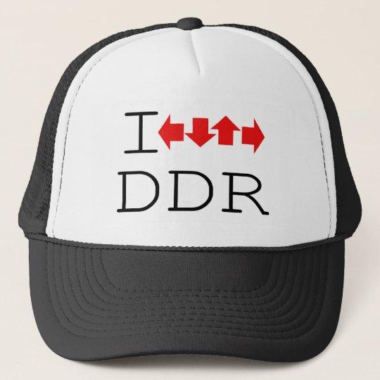 I DDR TRUCKER HAT