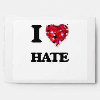 I de amor y odio sobres