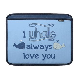 I de la ballena amor siempre usted