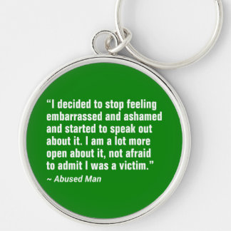 I Decided To Stop Feeling Embarrassed … Keychain