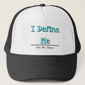 I Define Me Trucker Hat