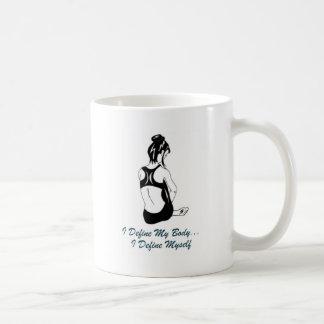 I Define Myself Mugs