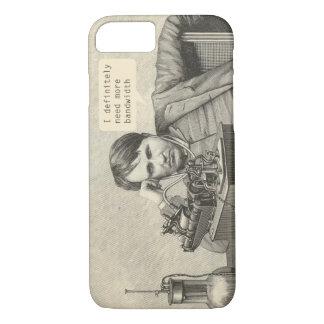 I Definitely Need More Bandwidth iPhone 7 Case