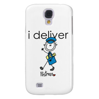 I Deliver Mail Carrier Galaxy S4 Covers