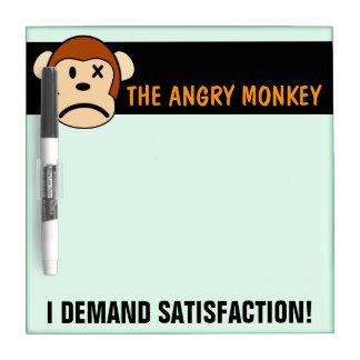 I demand satisfaction dry erase board