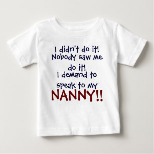 What Happens at Nanny/'s House Stays at Nanny/'s House Kids Childrens T-Shirt Tee