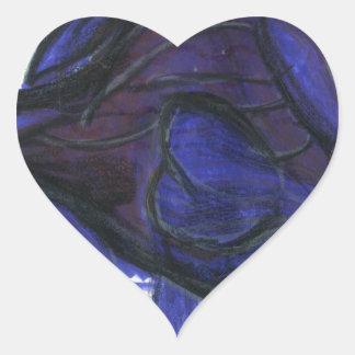 I Deserve Heart Sticker